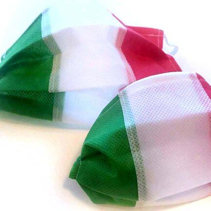 mascherina-di-protezione-individuale-TNT-tricolore-bimbo-padre
